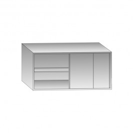 Wall Cabinet (Sliding Doors)